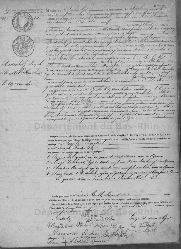 Ville De Bischwiller Photo Et Document